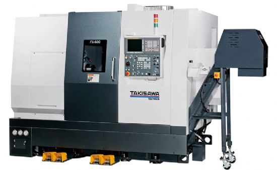 MULTI TASKING TWIN TURRET, TWIN SPINDLE Y-AXIS TURNING CENTRE WITH HIGH PERFORMANCE LINEAR GUIDEWAYS