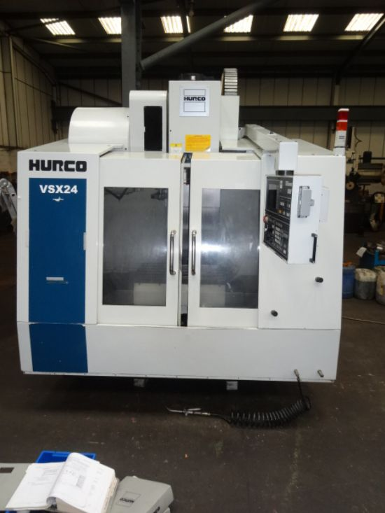 hurco vmc model vsx 24 for sale machinery. Black Bedroom Furniture Sets. Home Design Ideas