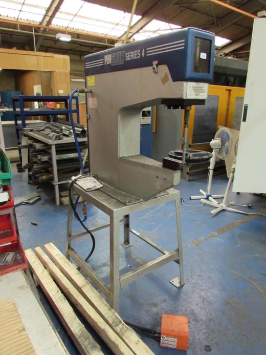 Manufacturer: PEMSERTER Model: Series 4 [Ref: J32600]