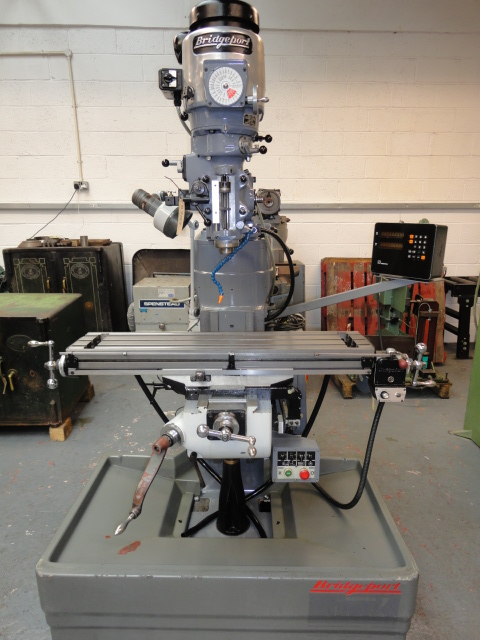 Bridgeport Turret Milling Machine