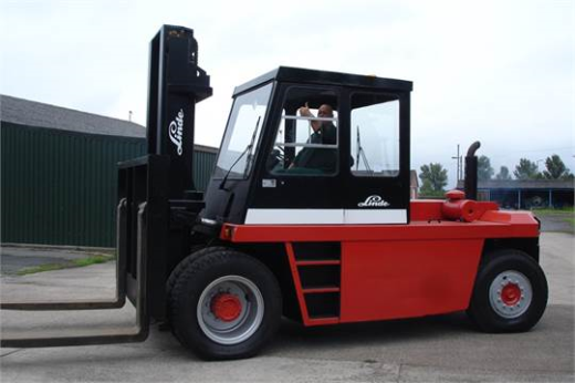 Linde 16 ton Forklift