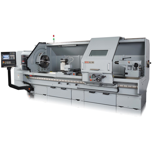 3 METRE GAP BED LATHE