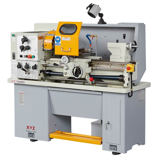 Low cost manual turning on a quality built lathe.