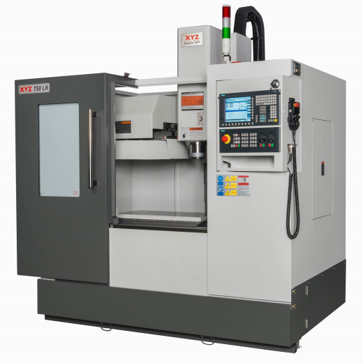 The LR range of  machines offer a lower cost introduction to VMC ownership.