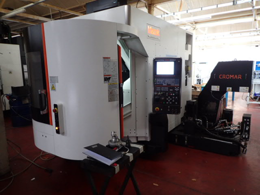 Mazak Variaxis j-500 5 axis Vertical Machining Centre, 2015, s/n TBA, Mazak Matrix 2 Control, Simalt