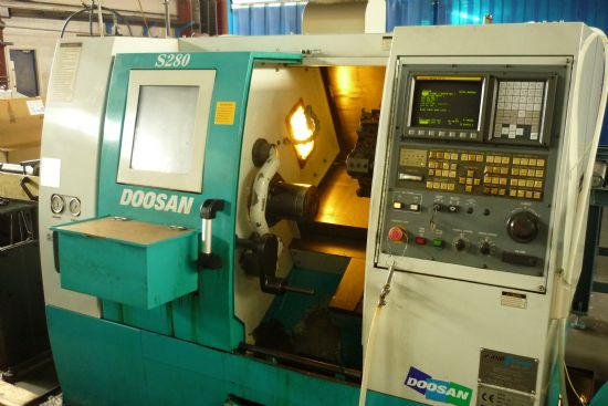 Installed: 2004, Fanuc 0i-T,