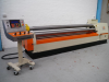 3000mm x 2mm 3 roll hydraulic double pinch Bending Rolls. Manufactured 2009.
