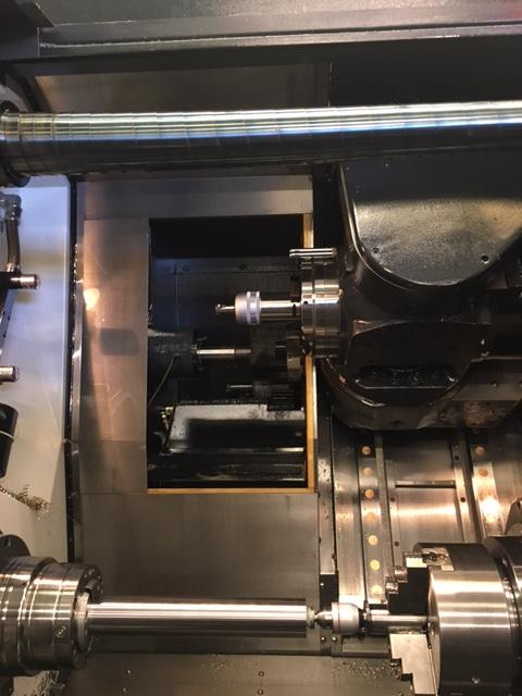 CNC Turn/Mill Centre
