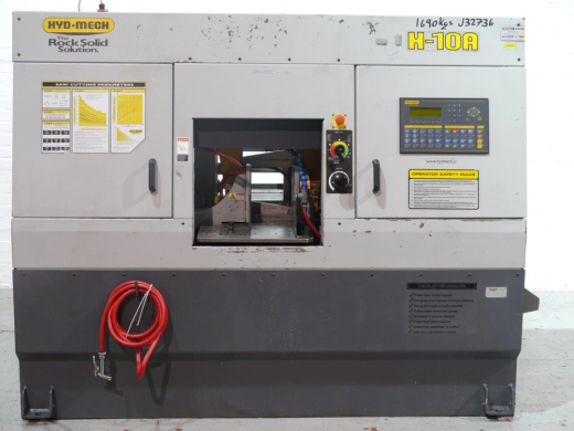 Manufacturer: HYD-MECH Model: H10A [Ref: J32736]