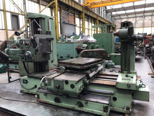 Tos WH63 Horizontal Borer 