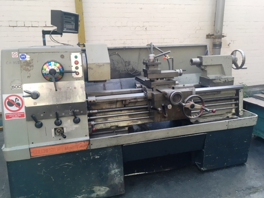 COLCHESTER MASTIFF 1400 Gap Bed Centre Lathe x 40"
