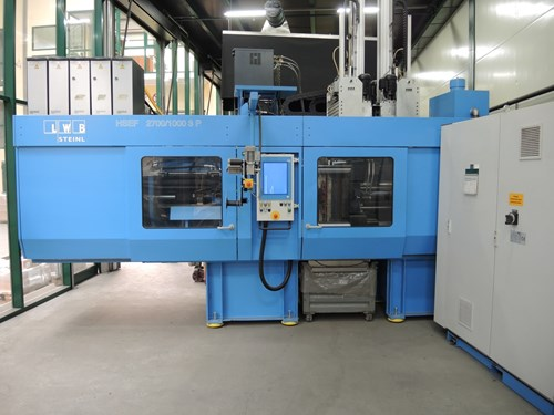 Type: Rubber Horizontal Injection Moulding Machine