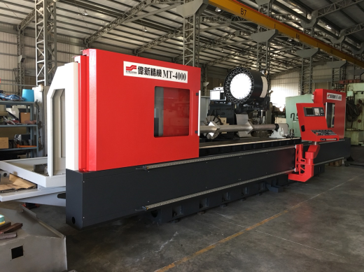 MT-4000 is a CNC Turning and Milling Center that performs different tasks simultaneously. We have pa