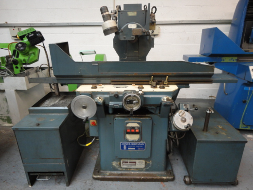 Jones & Shipman 1400 Hydraulic Surface Grinder