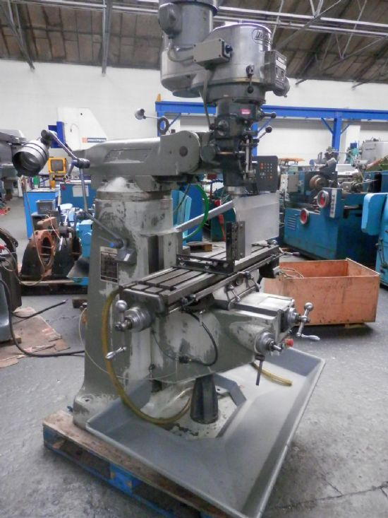 In excellent condition. 2-axis DRO.