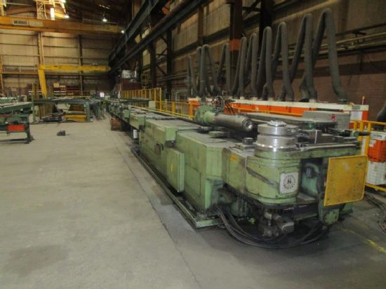 With a large selection of tooling. Refurbished in 2008