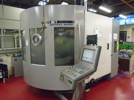 5-axis Simultaneous Vertical Machining Centre