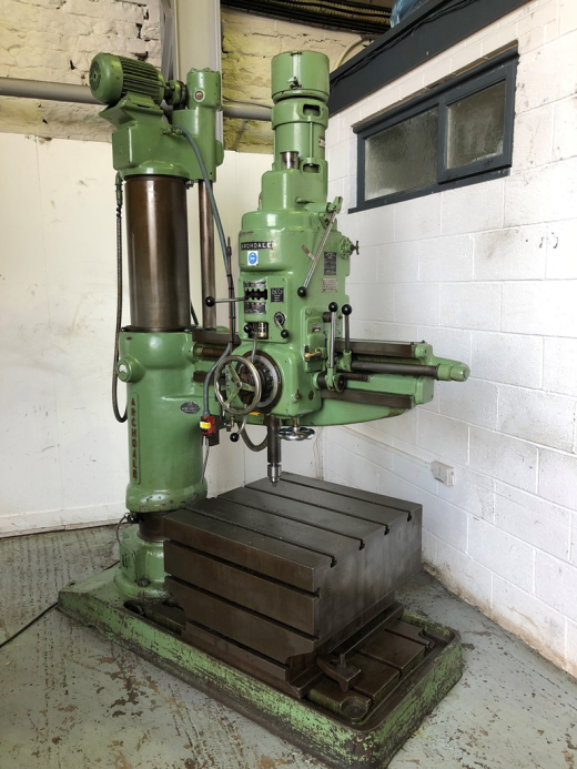 Archdale 36 Inch Radial Arm Drill with Brake
