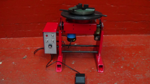 New 30 Kgs Capacity Welding Positioner