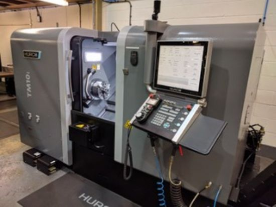 Year 2016- Low hours like new- 2 axis- Tailstock-Tooling