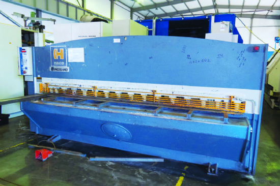 Cutting thickness 6mm, cutting length 3,000mm