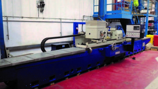 Max Grinding Diameter: 630mm, 