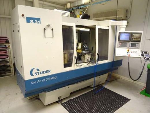CNC Universal Grinder  ID / OD / cam / thread grinding Fanuc 16i-TA control 175mm CH x 650mm b.c