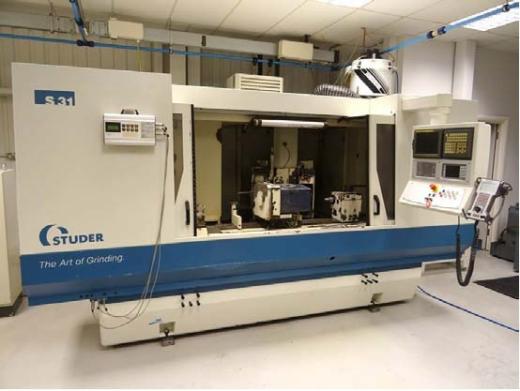 CNC Universal Grinder  ID / OD grinding Fanuc 21i-TB control 175mm CH x 1000mm b.c. 1-1300rpm w