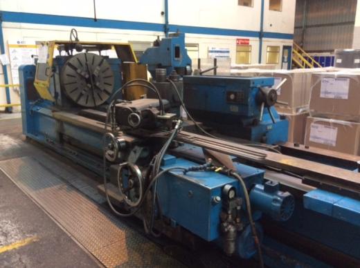 Manufacturer: STIRK Model: 15/970 Serial No.: WL9 Height of centres: 19
