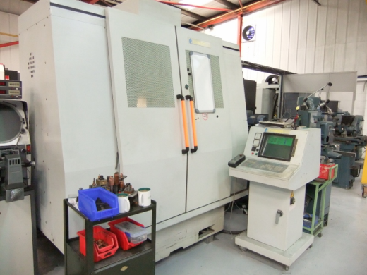 CHMER MODEL CM 434C 3 AXIS CNC SPARK ERODER