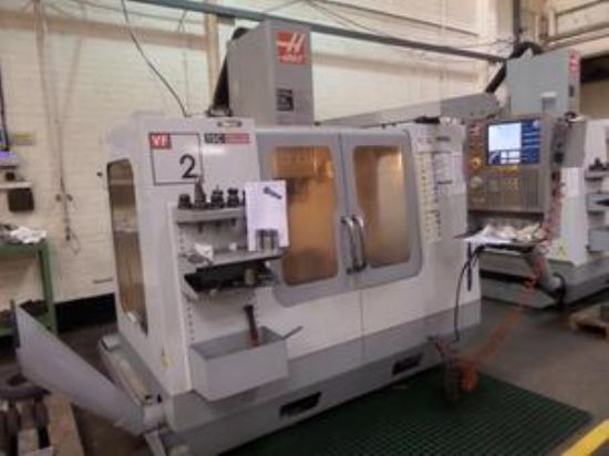 Year: 2007 Model: VF2 BHE Table Size: 914 x 356mm Traverses XYZ: 762 x 406 x 508mm Spindle Speed