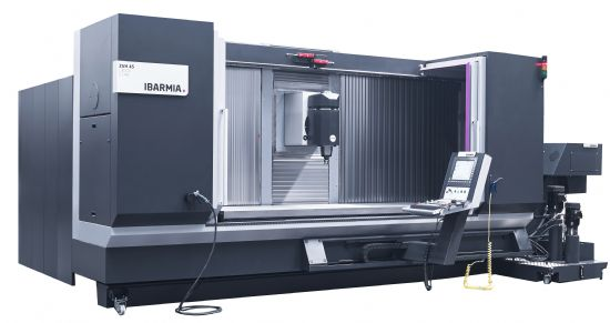 Used Milling Machine >> Ibarmia ZVH 45/L3000 Star 5-Axis Machine for sale ...