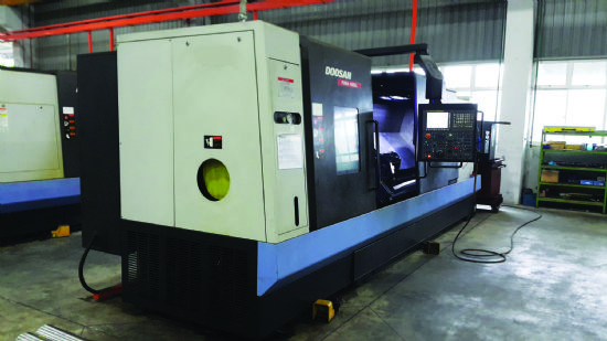 With Fanuc 32i-Model B control. 