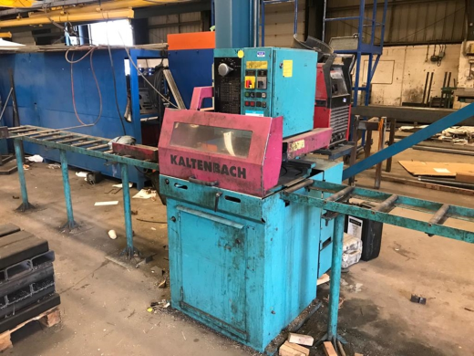 Manufacturer: KALTENBACH Model: KKS 400E [Ref: J32818]