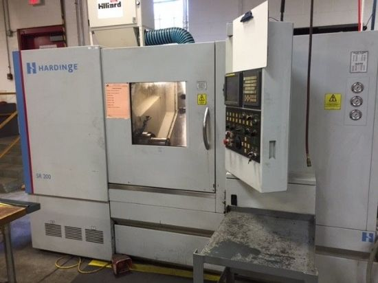 Hardinge SR200 - M