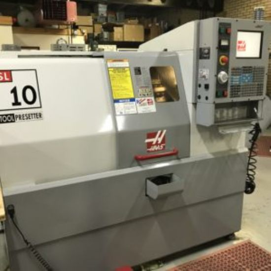 Very clean machine, 3 jaw and collet Chucks-Swarf Auger-Toolsetter