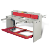 MORGAN RUSHWORTH High Quality Hydraulic Guillotines