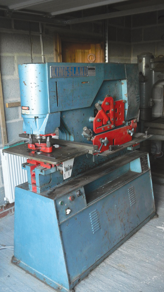 KINGSLAND 55XS for sale : Machinery-Locator.com