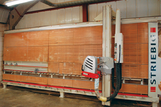 Wall Saw Equipment Sales : Striebig 'control wall saw for sale machinery