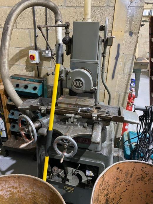 Manufacturer: EXE Model:  [Ref: J33870]