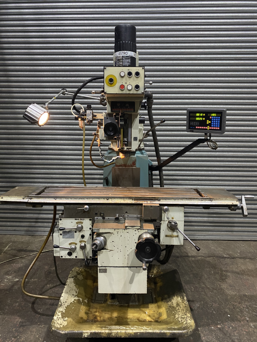 TOS FNK25A Milling Machine