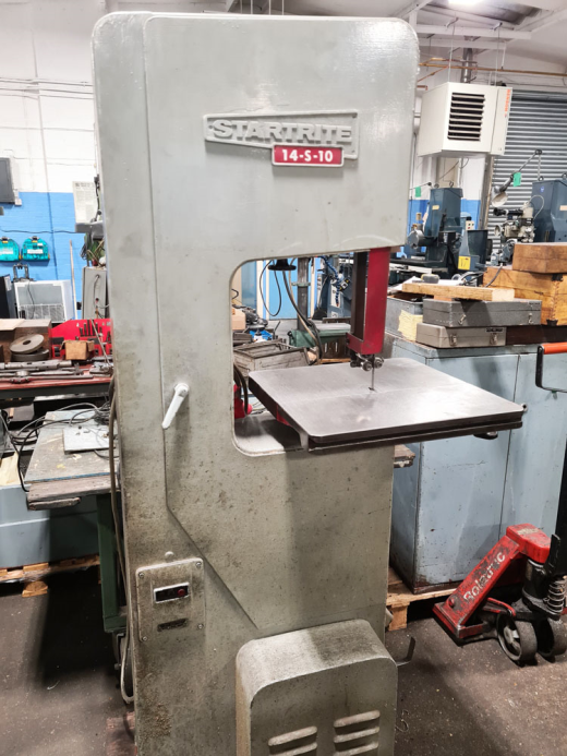 STARTRITE 14S10 VERTICAL BANDSAW 19