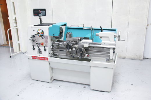 Max' Distance Between Centres 750mm Max' Swing over Bed 390mm Max' Swing in Gap 580mm Spindle Bor