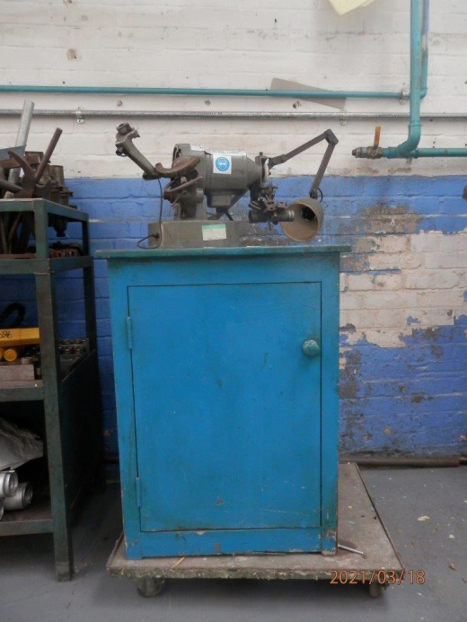 Grimston Double Ended Grinder, 10