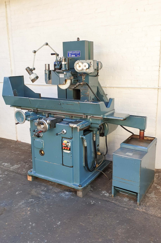 Jones & Shipman 1011P Surface Toolroom / Production Grinder  Max' Working surface of table - 686 x