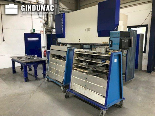 This EHT VARIOPRESS 175-4050 Bending machines was made in Germany in the year 1997. This machine wor