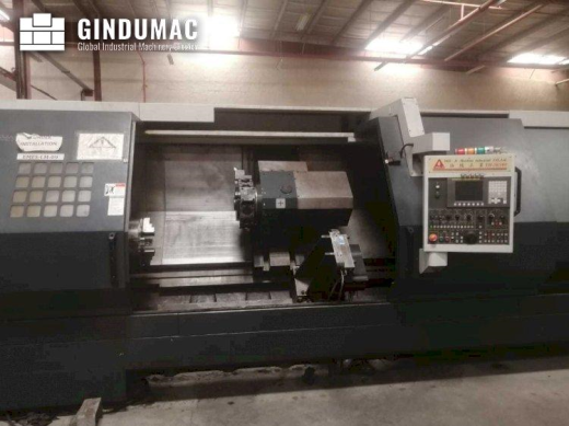 This YOU JI YH-36+C/300 Lathe was built in Taiwan in 2014. It has been working for 1400 hours. This