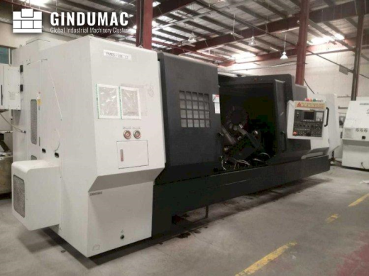 This YOU JI YH 50/300 Lathe was built in Taiwan in 2014. It has approximately 4000 working hours. Th