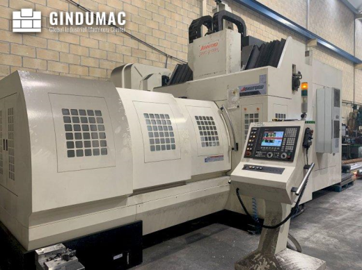 This Johnford DMC-2100H Milling Machine was manufactured in Taiwan in the year 2017. This 3 axis mac