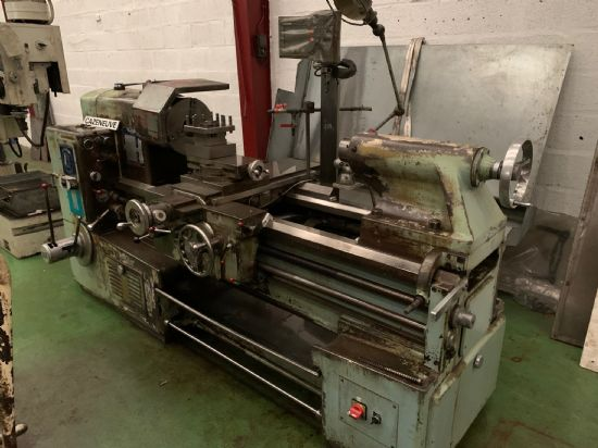 Reference: TOU143 ModelHB 725 Ø over the bed (mm)725 Spindle bore (mm)82 Distance between-ce